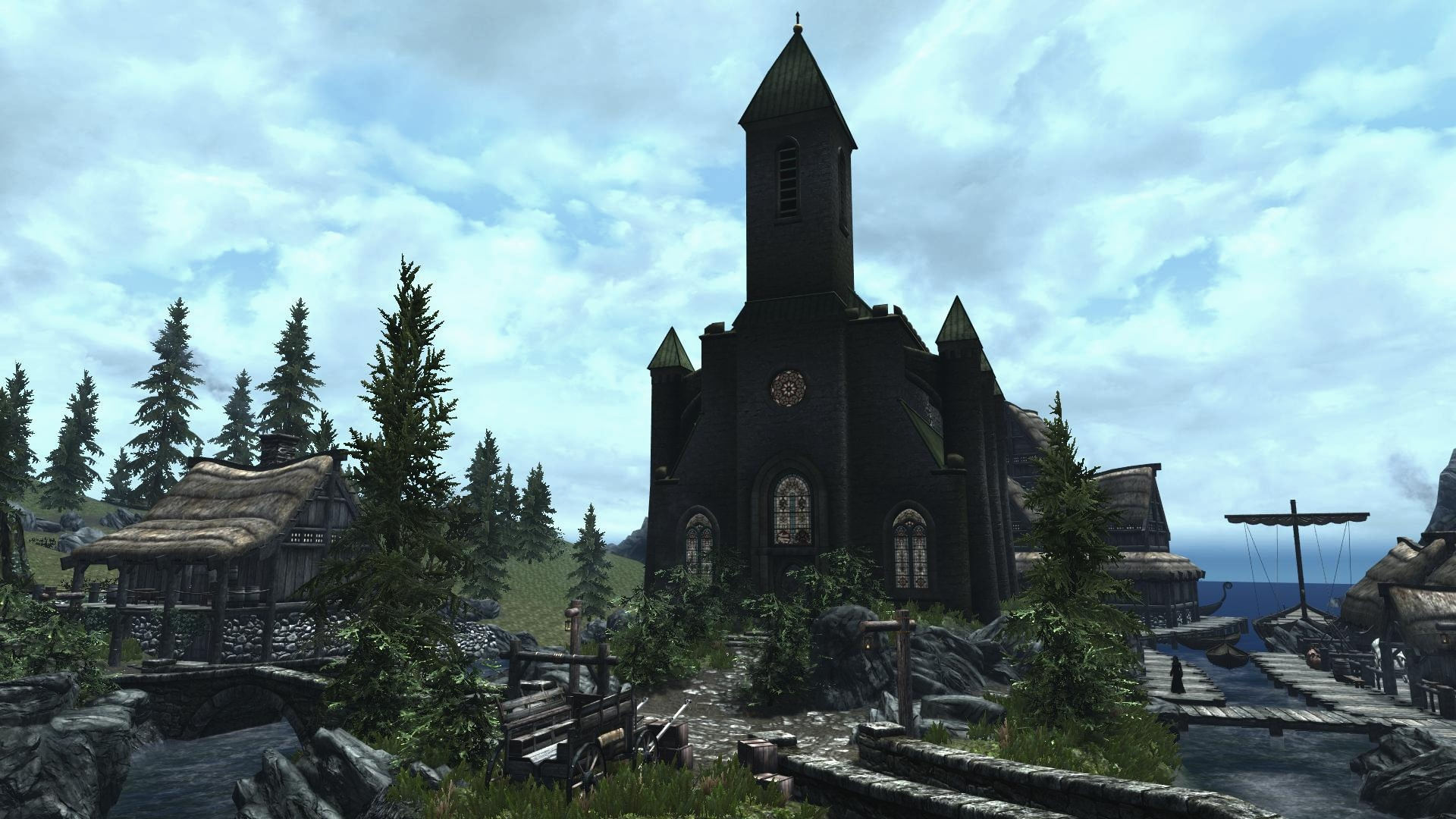 Lord Of The Rings Skyrim Modders Resource